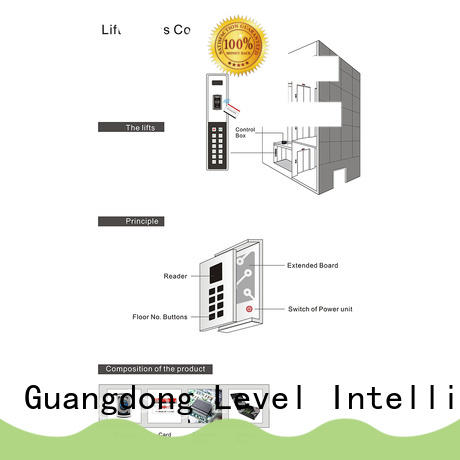 Level access LEVEL lift control system factory price for home