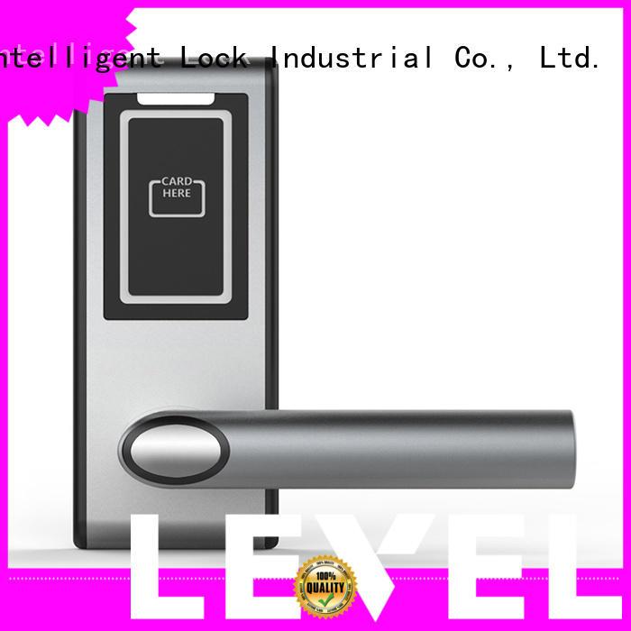 Hotel lock SUS304 material for budget hotel 60/70 tubular latch RF-LEL02