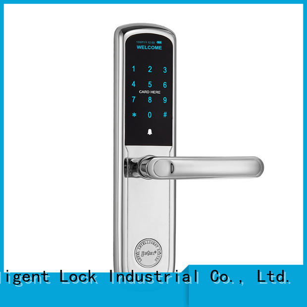Level high quality keypad door lock factory price for residential