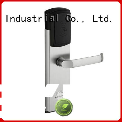 Level zinc electronic lock supplier for hotel
