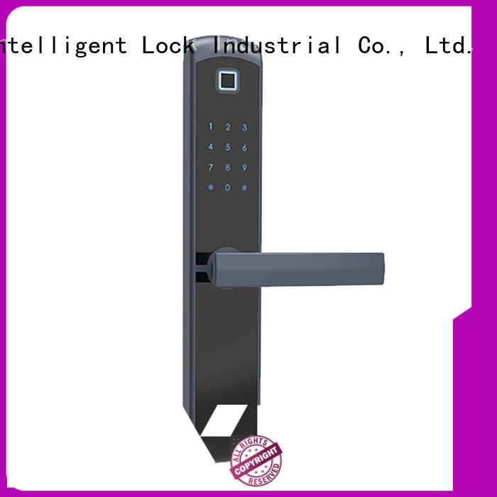 Level touch residential electronic lock wholesale for Villa